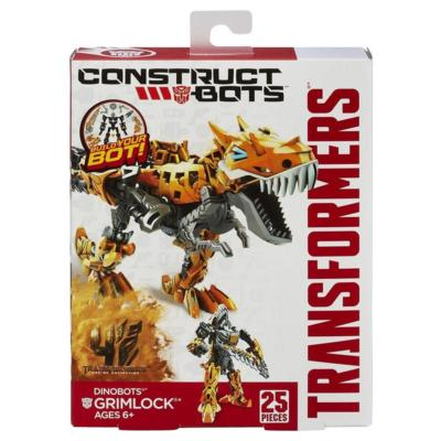 Transformers Age of Extinction Construct Bots Dinobots 2 in 1 Grimlock